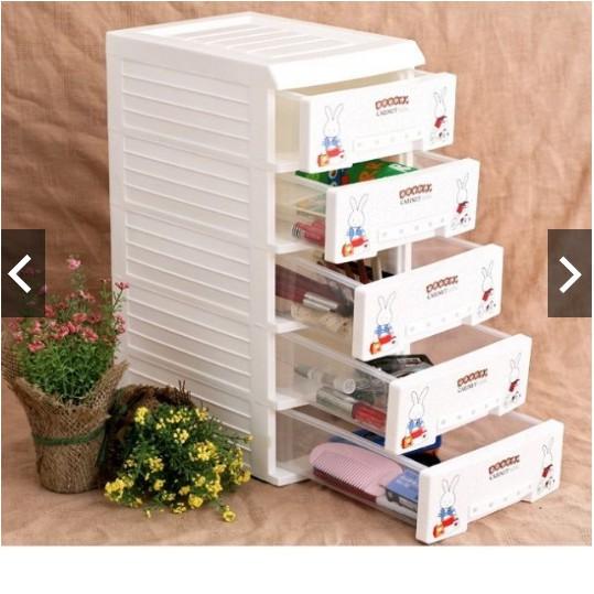 Tủ nhựa mini 5 tầng Song Long