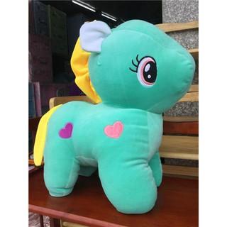 Ngựa Bông Pony size 45cmx40cm thumbnail