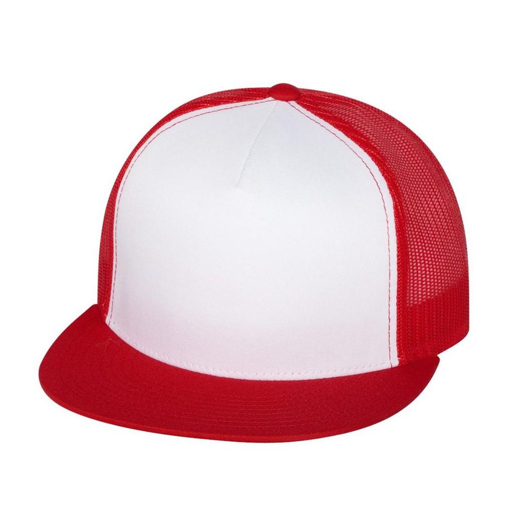 Mũ lưỡi trai trơn phối lưới, nón lưỡi trai, nón hip hop