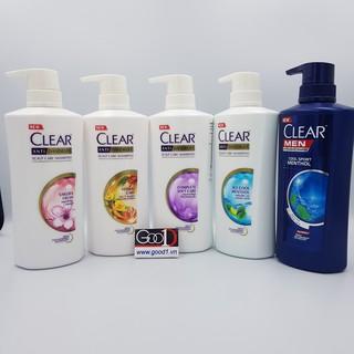 Dầu Gội Clear 450ml Thái Lan thumbnail