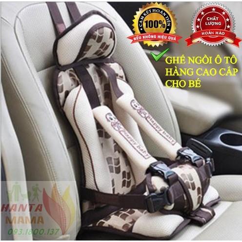 Free Ship 🎁🎁🎁 Ghế ngồi ô tô cho bé hàng cao cấp – Ghế ngồi phụ ô tô em bé