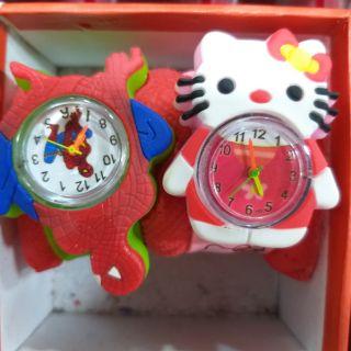 Đồng hồ trẻ em bé trai bé gái