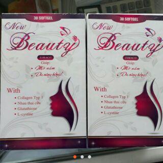 New Beauty Mờ Nám Da Sáng Hồng