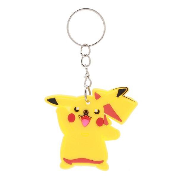 Móc Khóa Silicon Hoạt Hình Dễ Thương - Pikachu