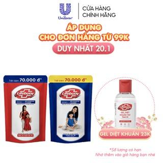Coupon sản phẩm Sữa tắm Lifebuoy Bảo vệ khỏi vi khuẩn 850gr (Túi)