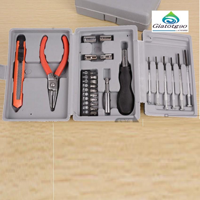Bộ dụng cụ đồ nghề sửa chữa đa năng 24 món T0I75 (ghi) - 3054705 , 822422805 , 322_822422805 , 198000 , Bo-dung-cu-do-nghe-sua-chua-da-nang-24-mon-T0I75-ghi-322_822422805 , shopee.vn , Bộ dụng cụ đồ nghề sửa chữa đa năng 24 món T0I75 (ghi)