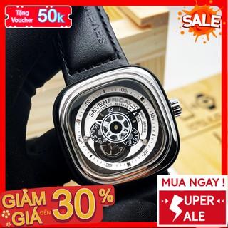 [QUÀ TẶNG] Đồng hồ cơ - Đồng Hồ Nam Dây Da Fom Chuẩn Siêu Phẩm Cập Nhật Mới Nhất 2021 Chống Nước 9967 - 1199 Watches