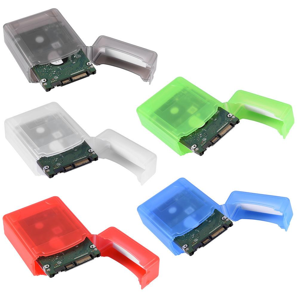Hộp đựng chống sốc cho ổ cứng 2.5 inch HDD SSD thumbnail