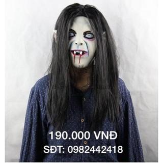 Mặt nạ ma tóc đen rẻ bèo nè