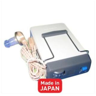 [Hàng Nhật] Máy trợ thính sản xuất tại Nhật (RIONET) có dây đeo, độ khuếc đại lớn, độ bền cao, HA 20DX Rionet thumbnail