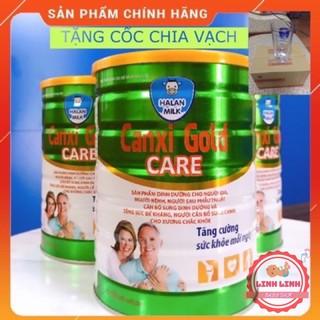 [TẶNG CỐC CHIA VẠCH] COMBO 3 hộp Sữa Canxi Gold Care 900g ⚡ Cung cấp canxi cho Xương Chắc Khỏe ⚡ Chống loãng Xương