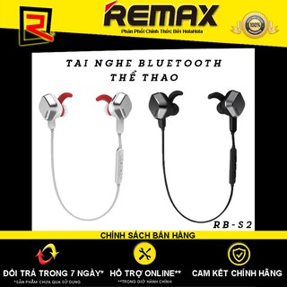 Tai Nghe Bluetooth Thể thao Remax RB-S2