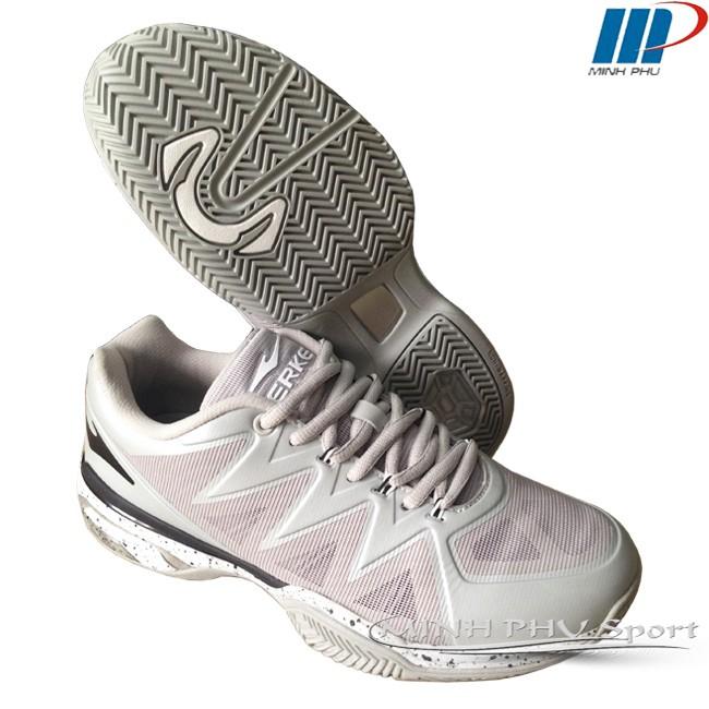 Giày tennis ERKE-2111-101 ghi