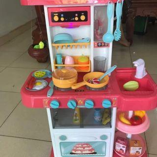 Bộ đồ chơi nấu ăn của bé. Khuyến mãi sữa glico