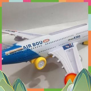 Đồ chơi máy bay Airbus A380 Ms-43 Cao Cấp