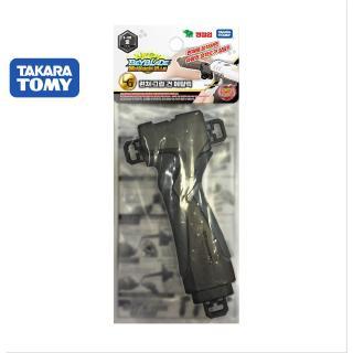 Con quay TAKARA TOMY Beyblade Burst chính hãng B-109 Launcher Grip Gunmetallic