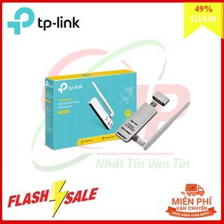 TP-Link N 150Mbps USB kết nối Wi-Fi Độ lợi cao – TL-WN722N – Hàng Chính Hãng