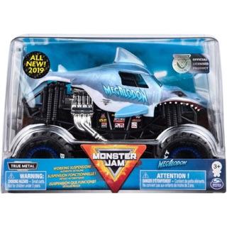 Xe Monster Jam – mẫu Cá Mập