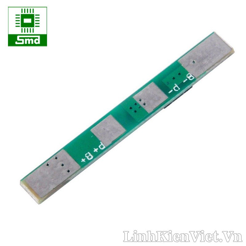 Mạch bảo vệ 1 cell lithium 2A