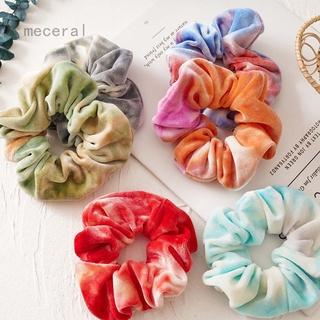 Dây Buộc Tóc Vải Nhung Thời Trang Cho Nữ thumbnail