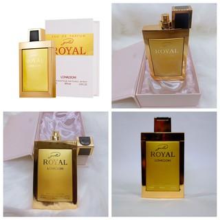 Nước Hoa Royal Vàng Lonkoom 100ml Lôi Cuốn