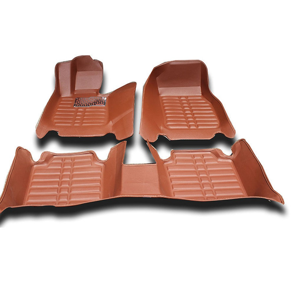 COD Car Floor Mats Front & Rear Liner Auto Mat All Weather For BMW 3series 2005-2011