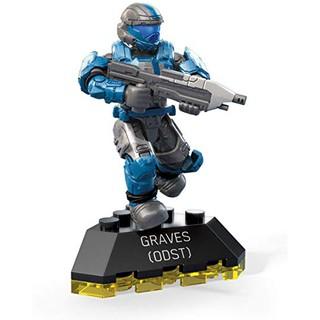 Mega Construx nhân vật ODST Greaves