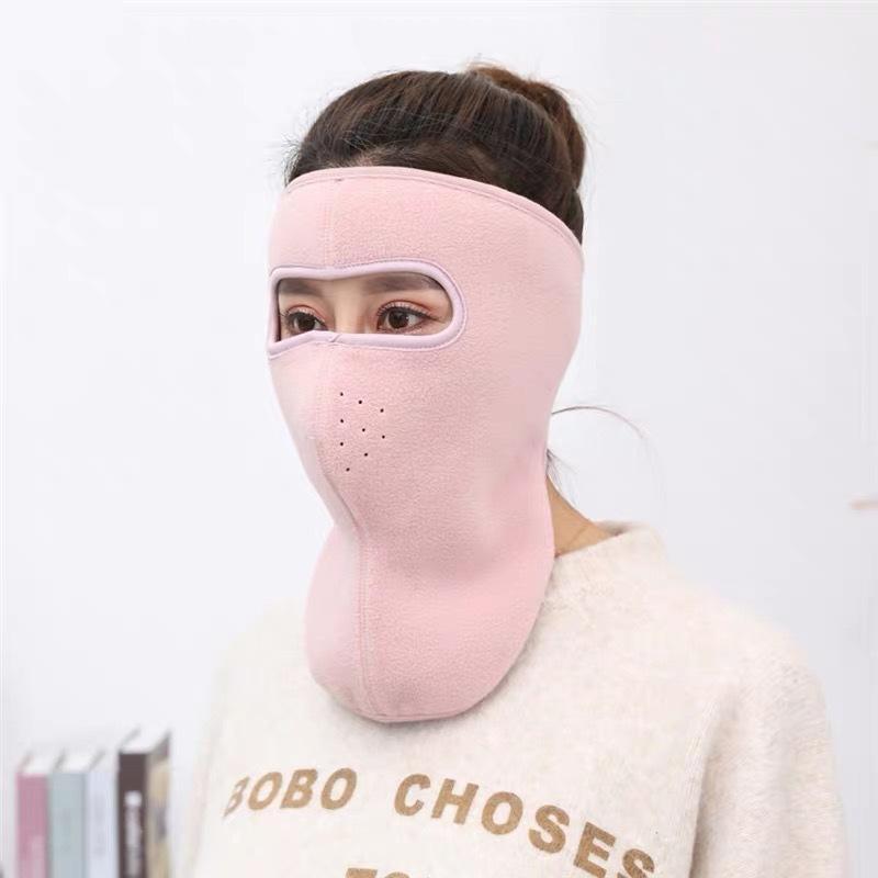 Khẩu trang ninja che cổ tai mát chống nắng chay xe đi phượt hợp cho cả nam và nữ - khau trang che co