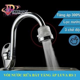✪Đầu vòi rửa bát tăng áp Luva V1 ♥ FREESHIP 99k ♥