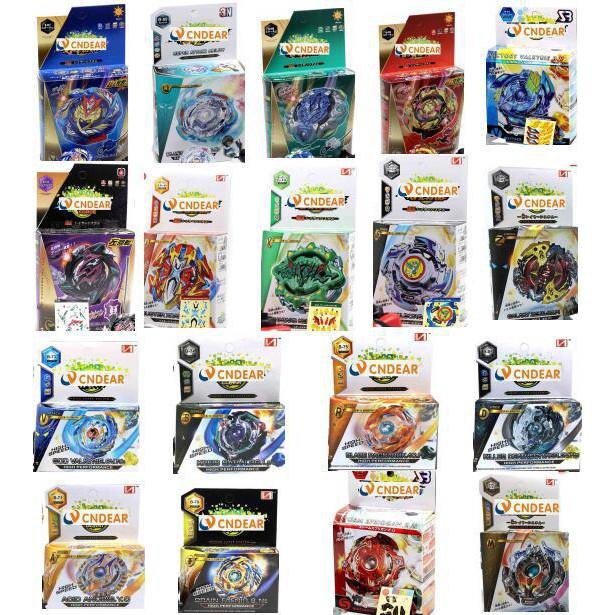 ** READY STOCK ** BEYBLADE BURST TOP GASING Burst Gyro With Box And Trans
