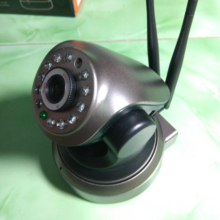 Camera Ip wifi P2P 1.3 không dây 6203 2 ANTEN - 2570273 , 78113077 , 322_78113077 , 475000 , Camera-Ip-wifi-P2P-1.3-khong-day-6203-2-ANTEN-322_78113077 , shopee.vn , Camera Ip wifi P2P 1.3 không dây 6203 2 ANTEN