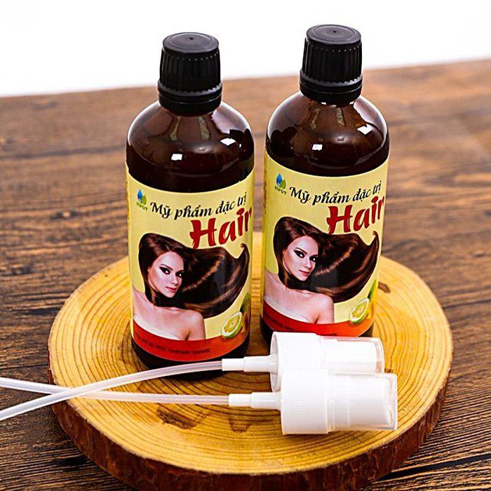 Tinh dầu bưởi dưỡng tóc Hair Lotion chính hãng Hàng Việt Nam