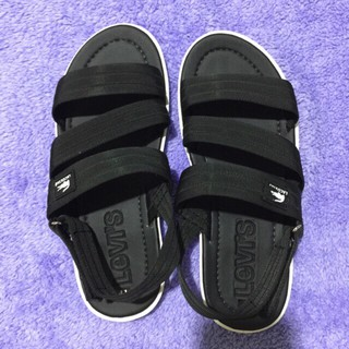 [ĐỦ SIZE] Giày sandal quai dù NAM đế da thời trang