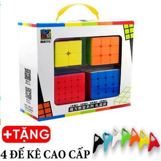 Combo 4 Rubik Cubing Classroom MF Gift Box Rubik 2×2 3×3 4×4 5×5