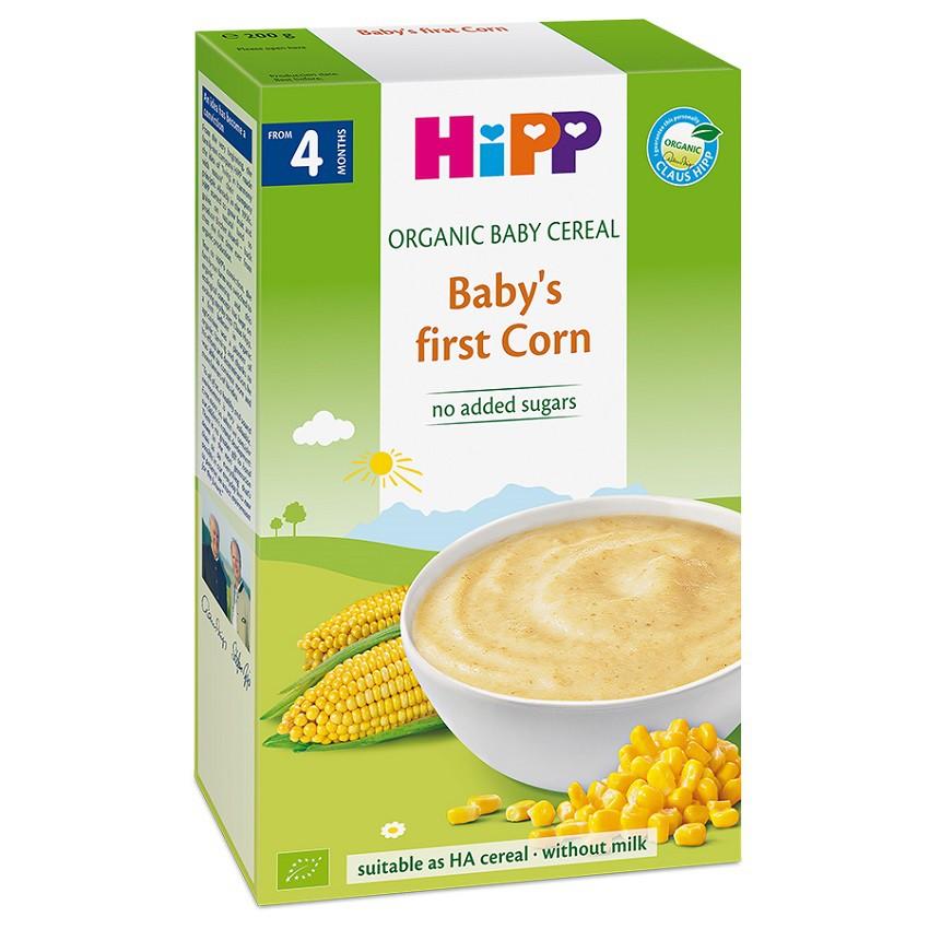 Bột ngũ cốc Hipp vị bắp non 2763 4M+ 200g - 3134556 , 1155026024 , 322_1155026024 , 110000 , Bot-ngu-coc-Hipp-vi-bap-non-2763-4M-200g-322_1155026024 , shopee.vn , Bột ngũ cốc Hipp vị bắp non 2763 4M+ 200g