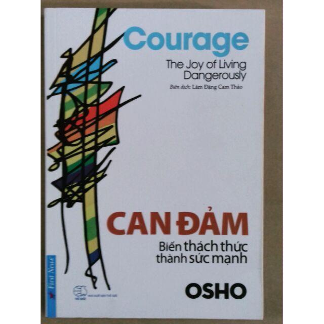 Can đảm biến thách thức thành sức mạnh