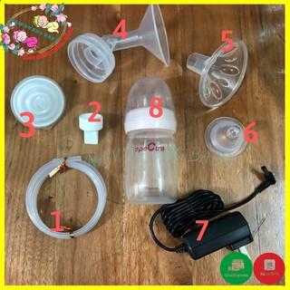 Phụ Kiện Máy Hút Sữa Spectra ( lẻ đủ bộ) chính hãng dùng cho các máy hút sữa Spectra