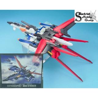 Mô hình nhựa lắp ráp PG 1 60 Sky Grasper + Aile Striker Daban thumbnail