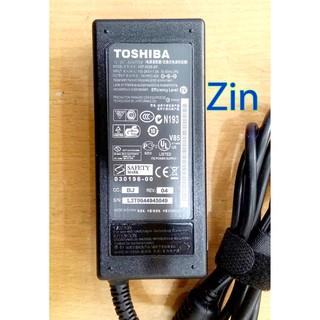Sạc laptop toshiba 19v-3.42a kích thước chân 5mm 2.5mm thumbnail