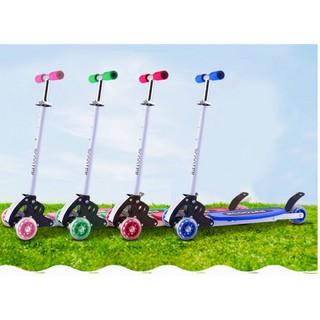 Xe scooter 3 bánh thể thao dành cho trẻ em -AL