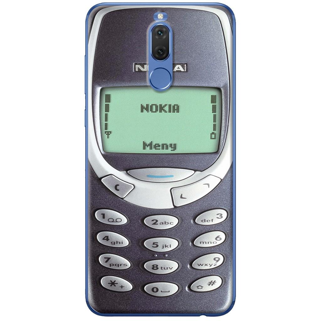 Ốp lưng nhựa dẻo Huawei Nova 2i điện thoại 3310 Classic
