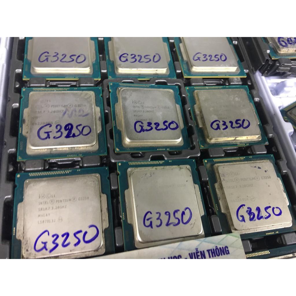 CPU intel G3250 socket 1150 tặng keo tản nhiệt