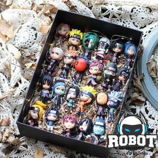 Mô hình Naruto – Ảnh thật Hộp quà tặng, trang trí xe, bộ sưu tập