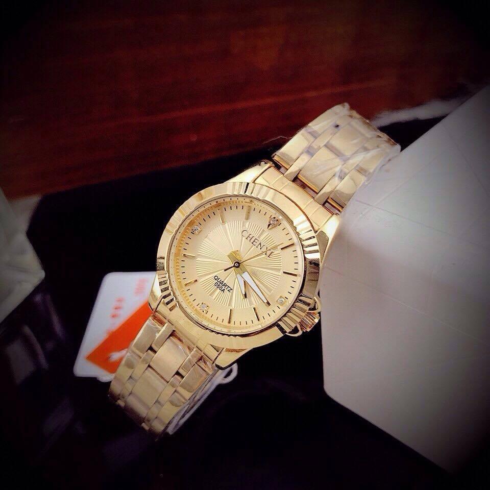 Đồng hồ nữ Chenxi Dây inox