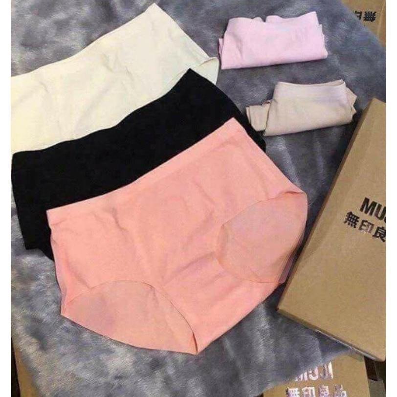 [SIÊU KM] quần áo lót nữ cao cấp - Sét 5 quần lót hộp hiệu xuất nhật - RẺ NHẤT VN