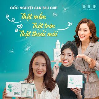 Cốc nguyệt san Beucup Hàng Việt Nam chất lượng cao