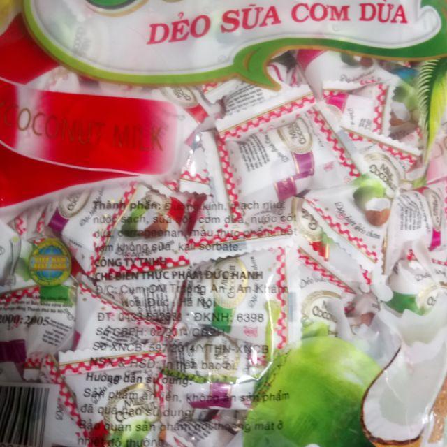 Kẹo Dẻo Sữa Cơm Dừa KLT 300g - 9995590 , 853245797 , 322_853245797 , 45000 , Keo-Deo-Sua-Com-Dua-KLT-300g-322_853245797 , shopee.vn , Kẹo Dẻo Sữa Cơm Dừa KLT 300g