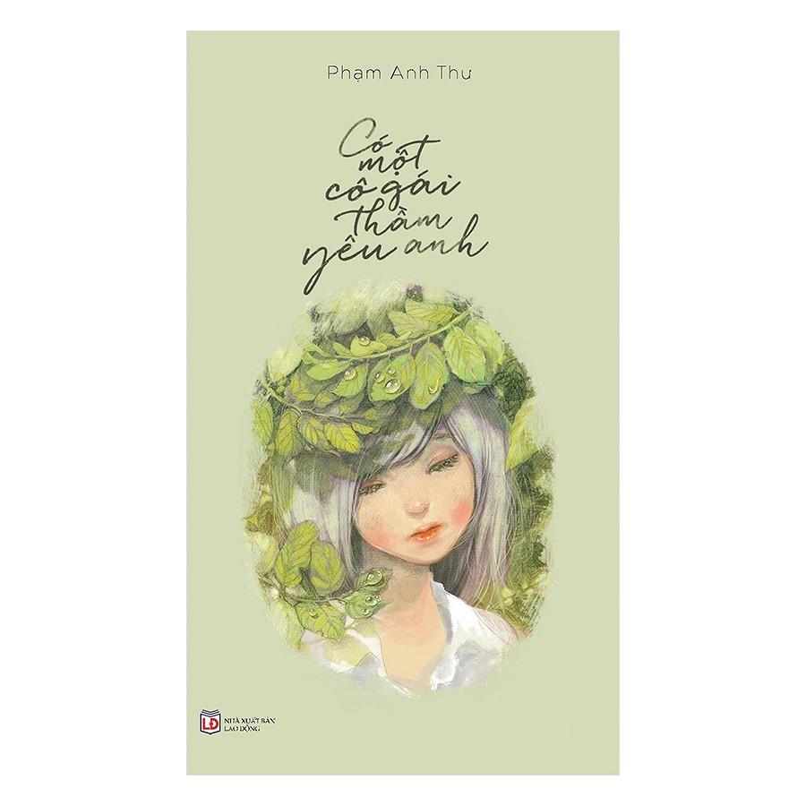 Sách - Có một cô gái thầm yêu anh