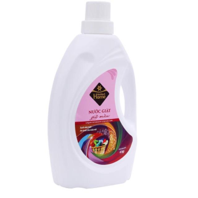 Nước giặt VinMart Home giữ màu 4kg - 2502552 , 364346330 , 322_364346330 , 220000 , Nuoc-giat-VinMart-Home-giu-mau-4kg-322_364346330 , shopee.vn , Nước giặt VinMart Home giữ màu 4kg
