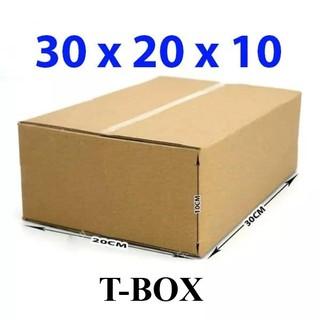 thùng carton 30x20x10 cm ( thùng cơ bản)